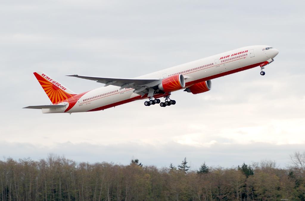Air_India_flight