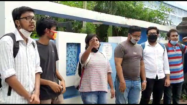 Vikas Bhawan Incident