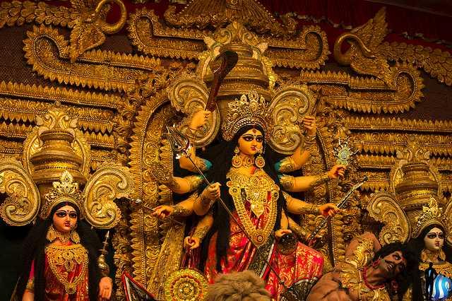 Durga Pratima-1