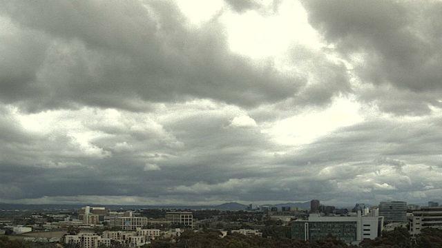 Cloudy-Saturday