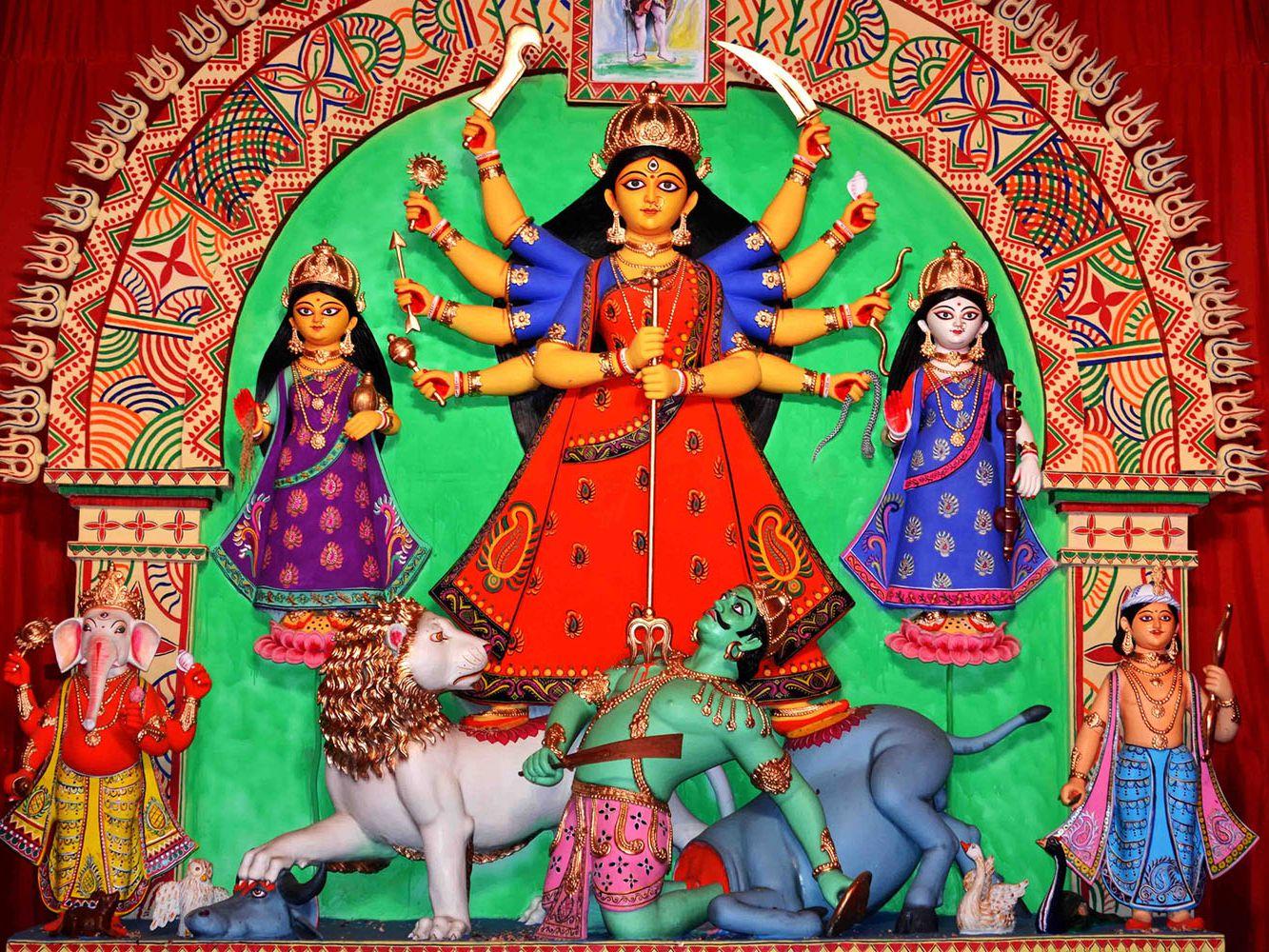 Durga chalchitra