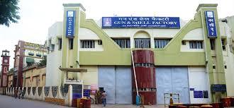 Kashipur Gun-Shel Factory