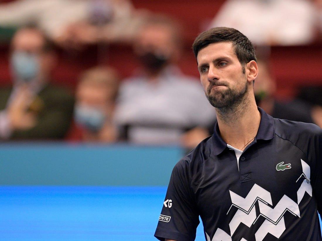 Novak Djokovich