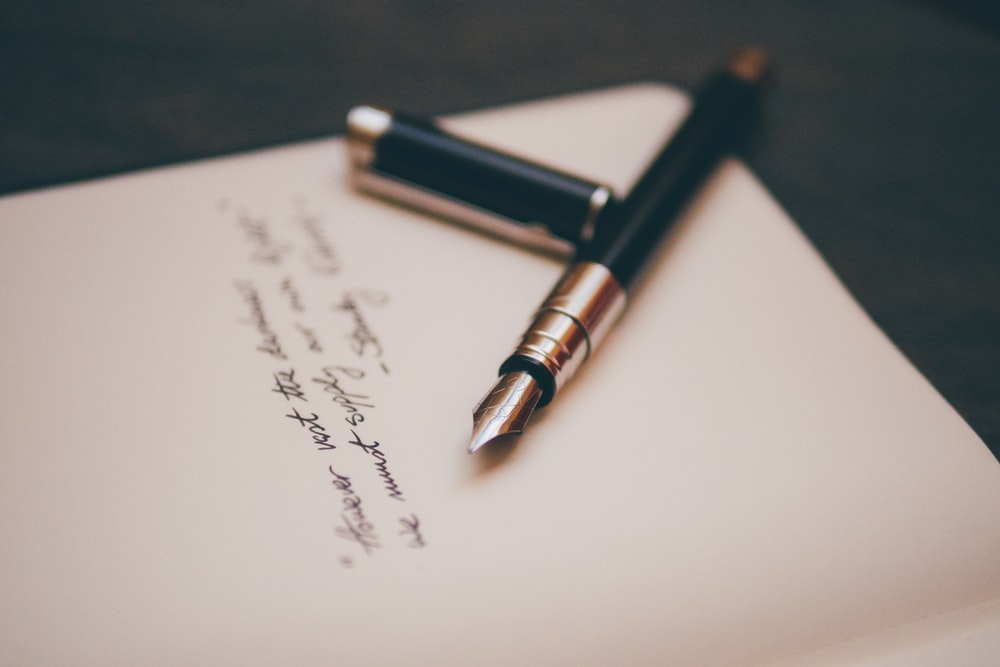 Pen and Poem
