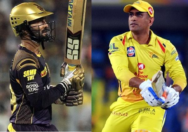 dhoni and kartick
