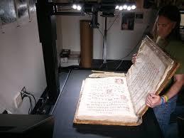 Digitize Manuscripts