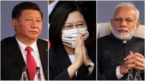 India and Taiwan get closer