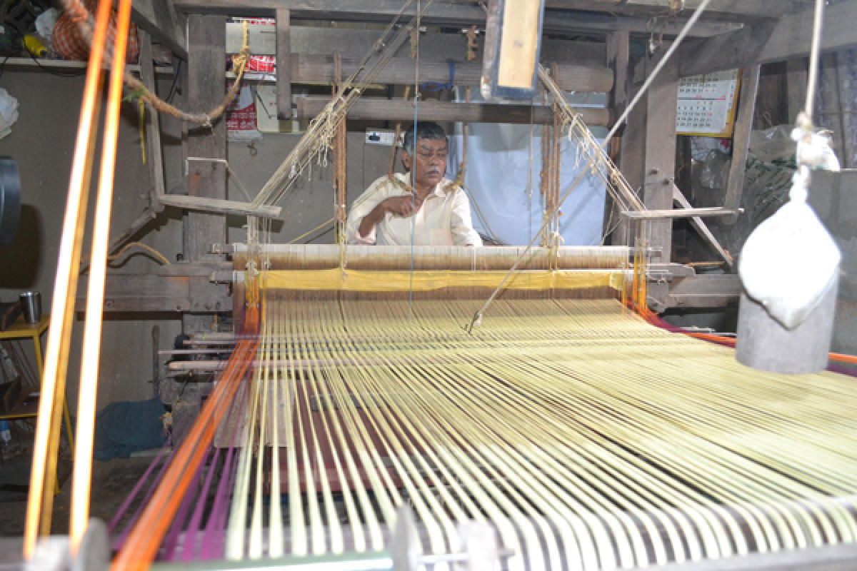 Weaving Industry