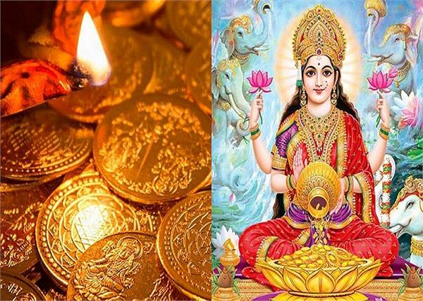 dhanteras and laxmi