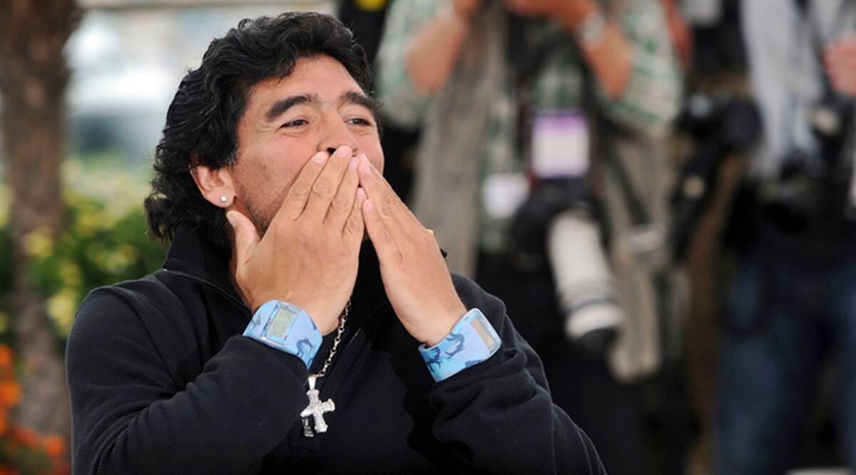 maradona and arjentina