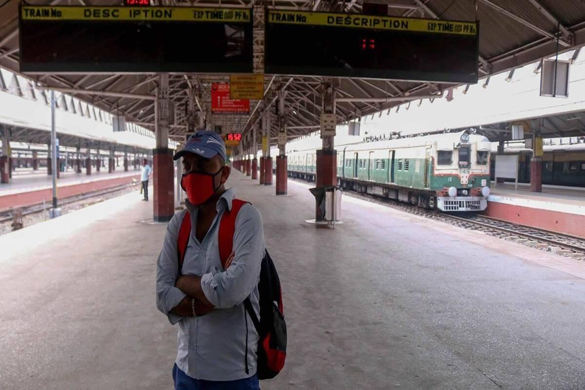 train and service