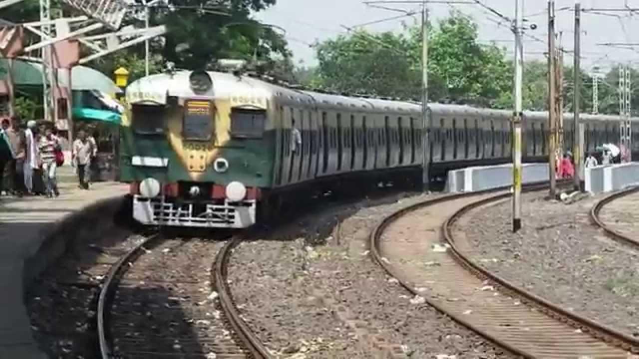 train service and sealdah