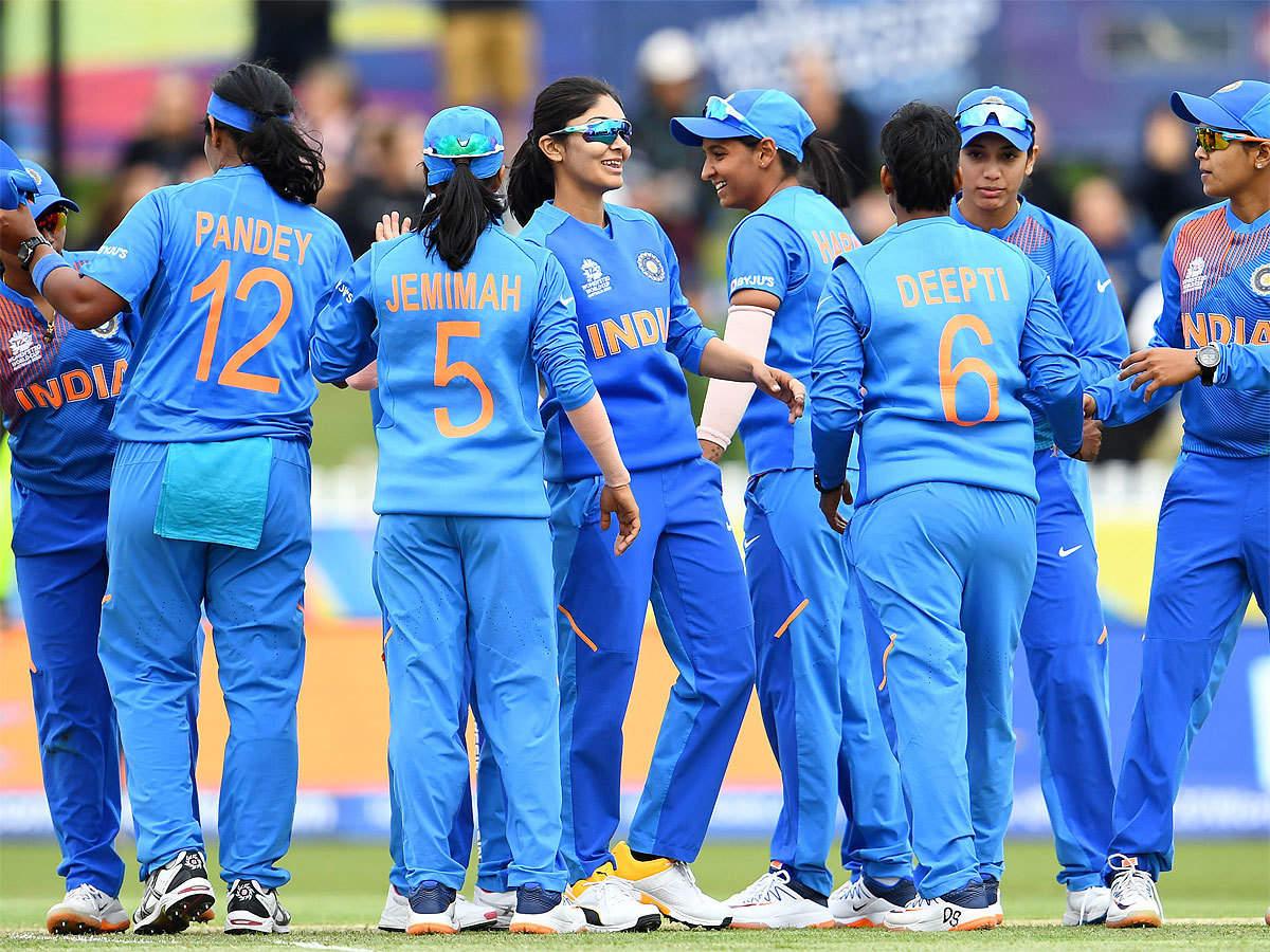INDIAN WOMEN CRICKETER