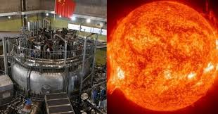 building the largest nuclear fusion reactor