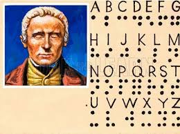 Braille script