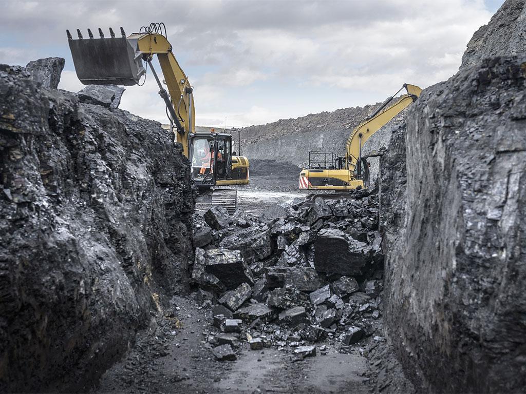 Coal Industry Infrastructure