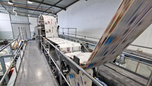 Newpaper Industry
