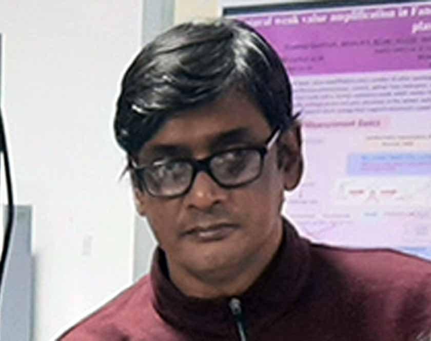 Nirmalya Ghosh