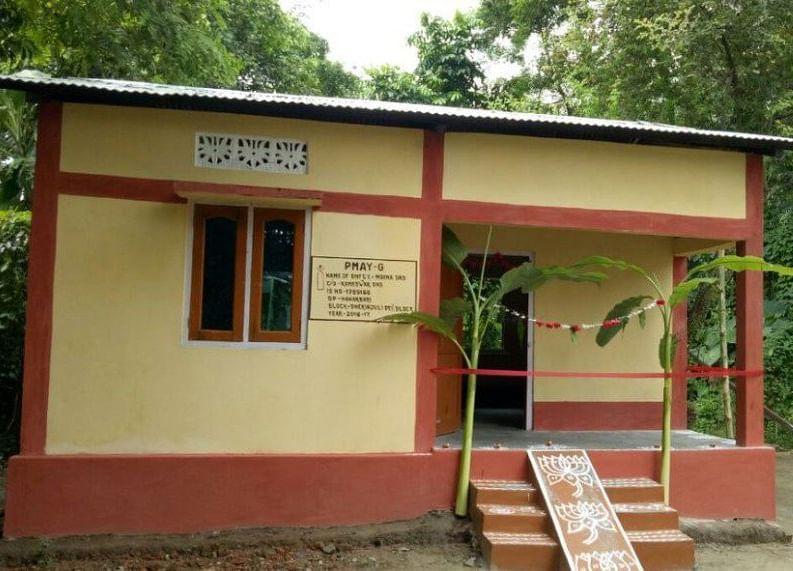 PMAY House