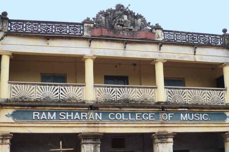 Ramsharan College