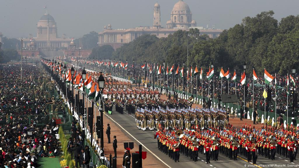 republic day and parade
