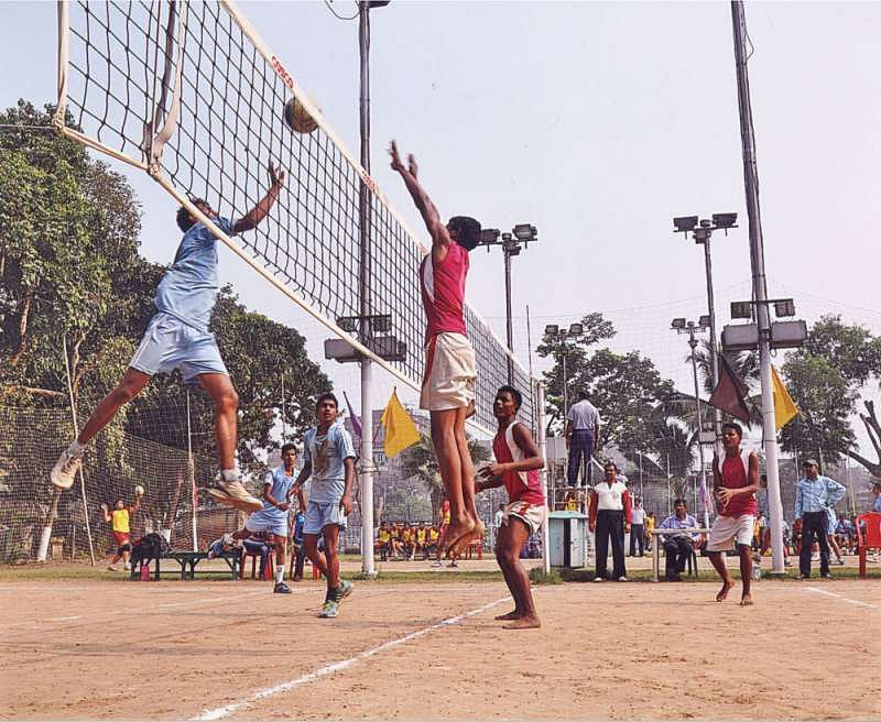 Volleyball to Bengal