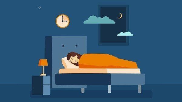 sleep and carona effect