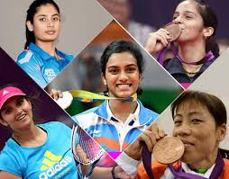 womens day and sports