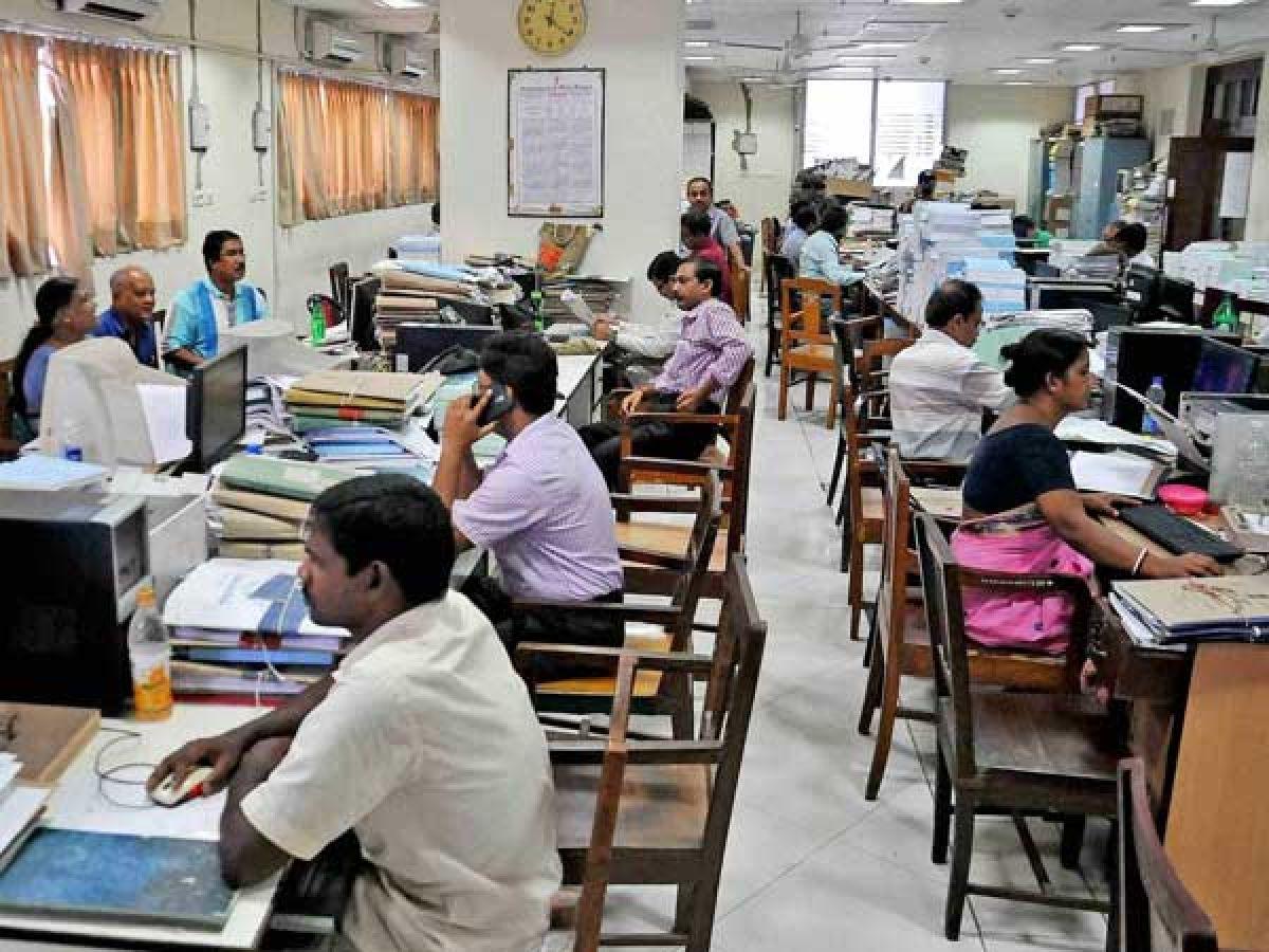 West Bengal Employee-1