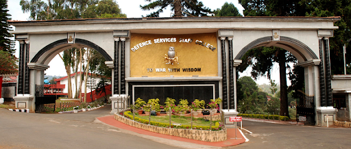 defence service staff college