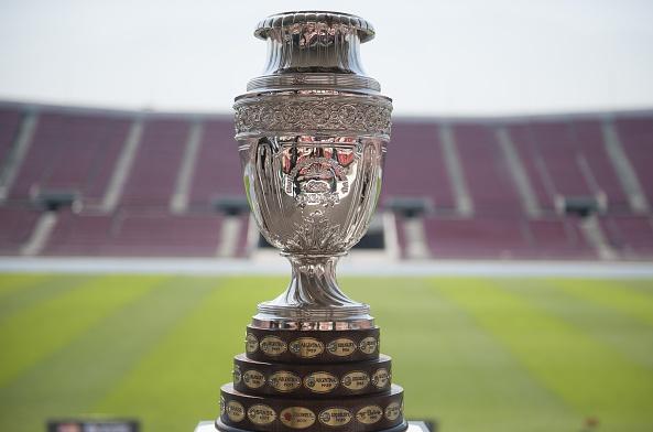 Copa America Trophy 2021