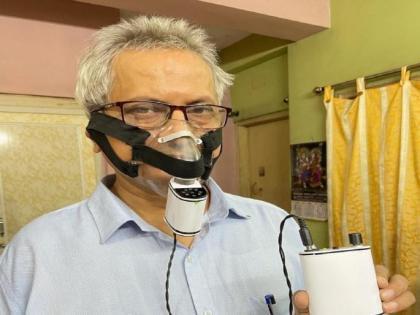 ventilator and scintist