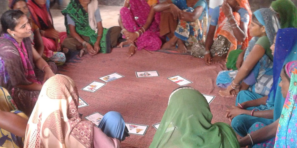 self help group and wb