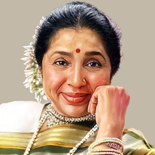 Asha Bhosle-1