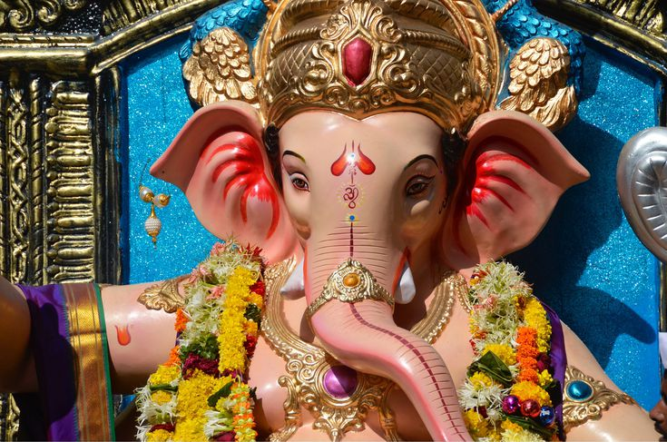 ganesh and puja festival
