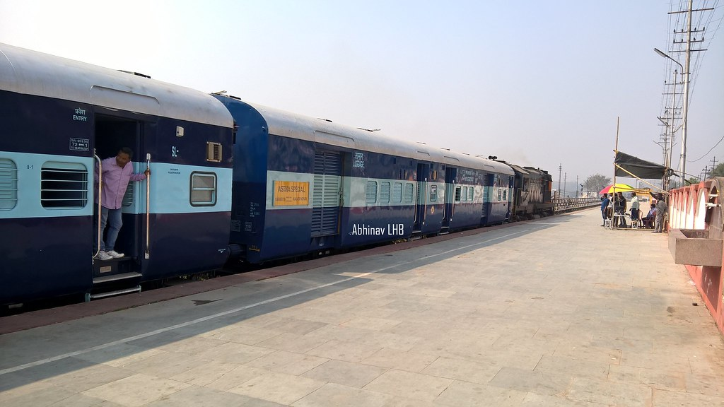 turist and astha special train