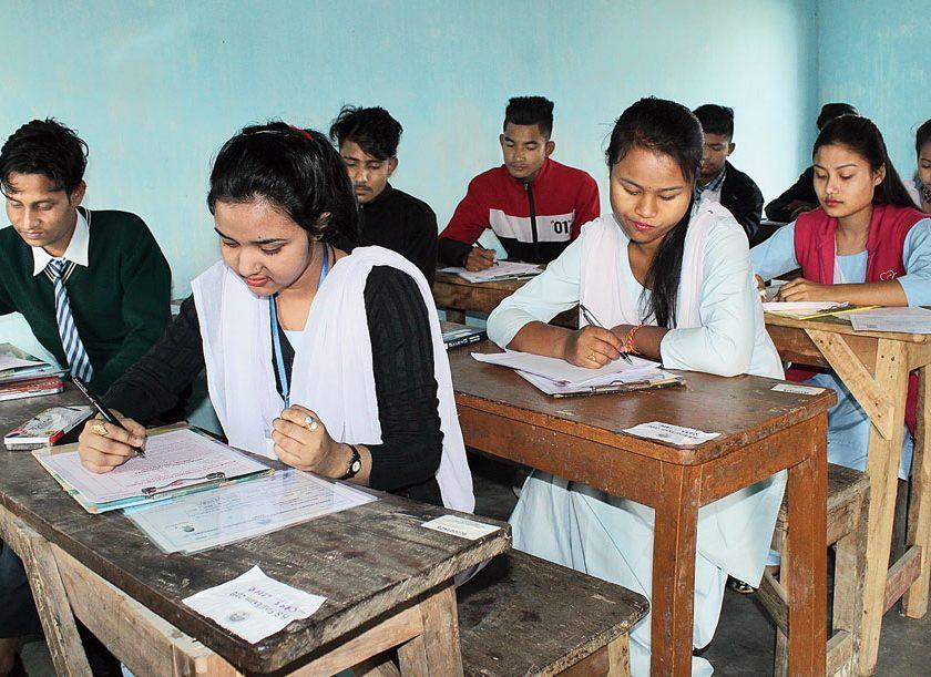 Secondary School of Assam